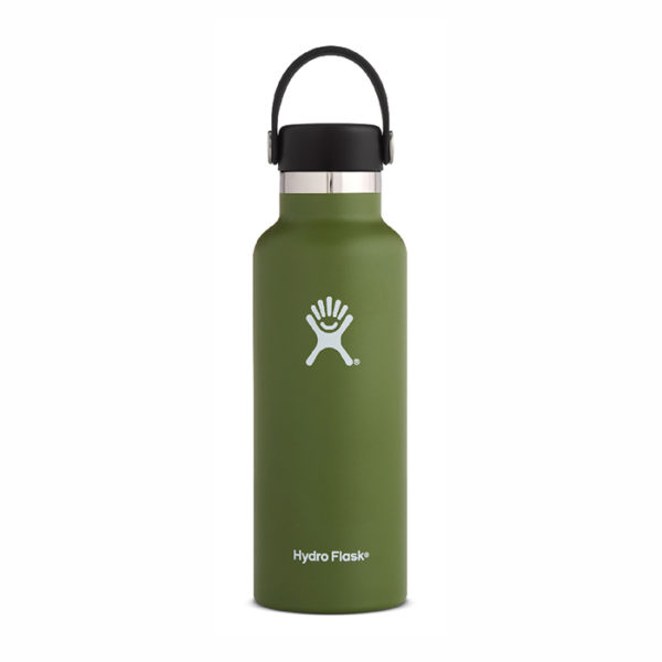 Hydro Flask Olive Standard Mouth